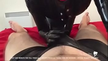 surprise latex cuckold bride in married Russiam mature and son whisky