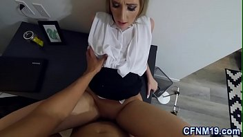 pov clothes trying mother Karlee grey laundry