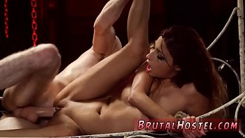 crying brutal facefuck School girl mixed wrestling