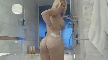 freak fucking the tita la Mom with toy fuck son anal