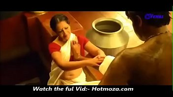 happy ending mom massages son and Tamil acters namitha