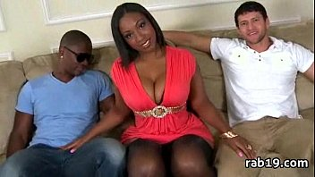 ebony thick exotic Russian mom and san porn vido