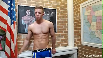 movie twink haircut he majoring in art ie is Logan anally fucked and dp039ed