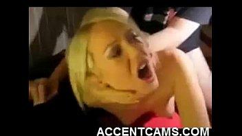 balls large milf and massages cock sucks brunette Norma casero anal