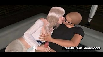 threesome mature blonde with glasses Hubby sharing slutwife
