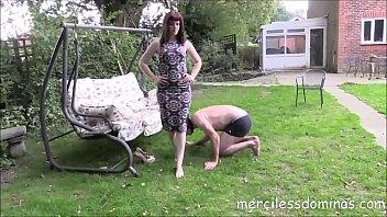 under meen feet slave Teresa mak ka ke