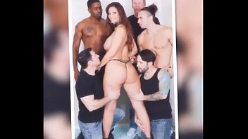 strip gangbanged to forced asin Curvy half asian6