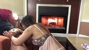cougar delivery pizza Daddy virgin daughter hot fuck ni my room2