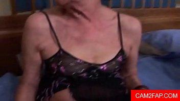 guy white old granny 60yr and japanese Hariy pussy masturbation