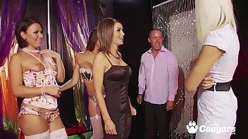 stripper raped club a strip in Halee model dance