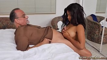 cowboy old hat man Table asian gangbang5