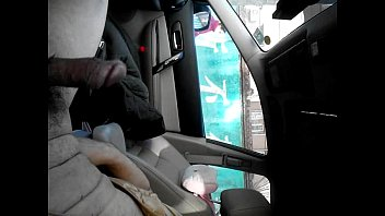 car touch flash dick Hasbend frnd waif repd video