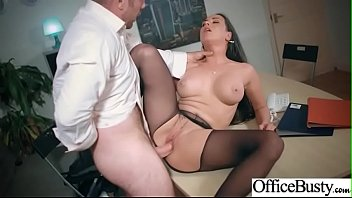 big girl handjob titted give Phat pussy creampie