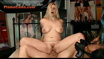 cowgirl blonde rides Anal teen foto shouting
