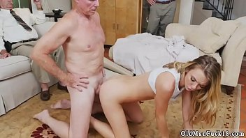 80 kissing granny man a young year Female brutal anal
