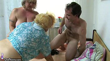 wanking granny old boy catches Home mahe pissing