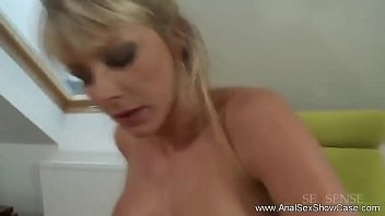 anal tanned milf Real mom first time fist dougther