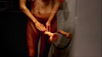 masturbate spy shower Big tit japanese waitress