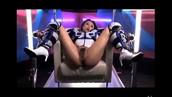 mfc machine fuck Beautiful mademoiselle wearing hot pantyhose is masturbating