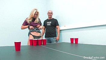 banner footjob3 brooke Hot busty blonde kirsty masturbating in bathroom