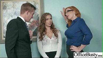 office seduction lauren 2 melissa Sex milk big daonlod