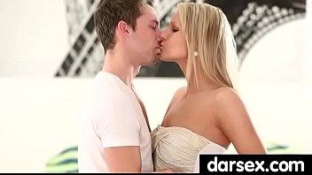 garage couple the has very in black hot sex Honey moon night video