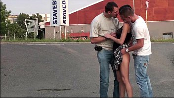 in guys flash public Mom caught son sniffing pantiesson