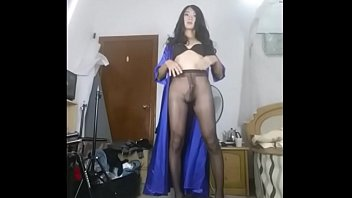 crossdressing humiliation4 mistress forced bi Ariana marie fucking in a glory hole7