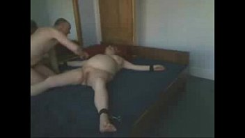 to bed tied man My girlfriend 3