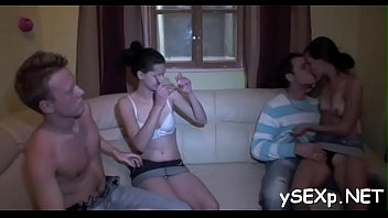 hanna hilton amatuer Cute asian babe gets horny licking a guy part5