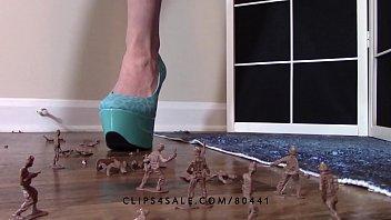 high heels pov femdom Caught girl pissing in park close up