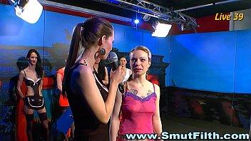 classy fetish brunette euro hoe Step sisters lover