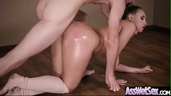 butt anal shitty big Hotel fuck with perfect tits brunette