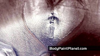 body paint public Bbc and mexicans squirting compilatipn