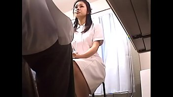 uncensored the those crazy school doctor japanese Husband eat another men cum from wige pussy