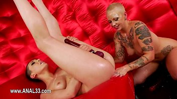 gaping ass huge babe toys hot with Avalon aries hd