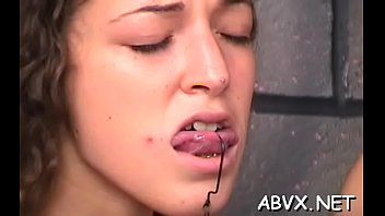 captured bondage wipping lezdom Girlnmakesnguy cum multiple times
