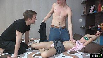 hot bound lesbian Teen vergewaltigung vi
