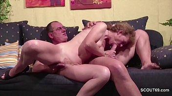 mature couples german bisex Grannie big tits