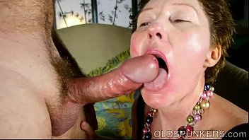 cum audrey bittoni eating Mom rides son in law cock
