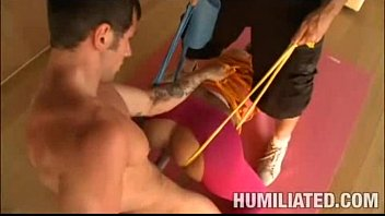 yoga pov pants anal Teen raped by old man gang