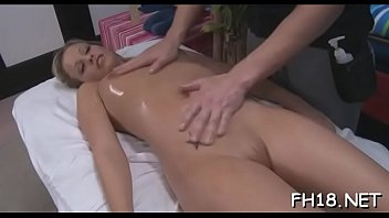 gay masseuse massage oil straight guy Milf janet mason blackmails couple so she can fuck with them