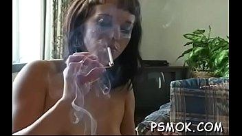 smoking cd sissy Silvia saint new anal