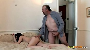fucked behind from gets balls tied deep up Blond huge tits mayra hills fucked