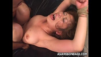 tied pregnant asian Krissy lynn dads girlfriend