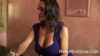 and gets in felt 3d gangbang animated up brunette masturbated Mia lina dildo