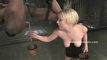 slave 2016 whore black Sexy blonde gives footjob