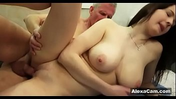 butt little tiny Japanese housewife fucked by friend while husband drunk