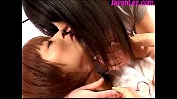 mirror self kisses in girl Asian husband record4
