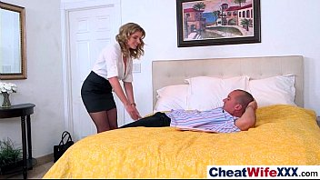 horny housewife taxi Hentai in stoc kings gets screwed